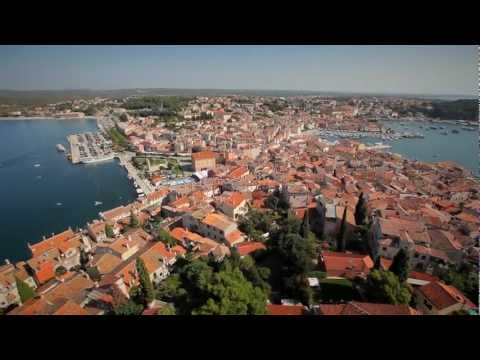 Official video of the Tourist Board of Rovinj Rovigno, Istria - Croatia