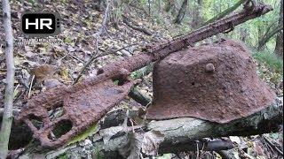 getlinkyoutube.com-Relic Hunting Eastern Front of WWII ep 8 HD Раскопки Вторая Мировая Война Металлоискатель