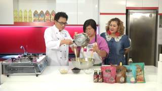 getlinkyoutube.com-Cooking Show เมนูดีชี้ช่องรวย - คอนเฟลกอบคาราเมลโดย อาจารย์รุ่งนภา เจียมรัตนประทีป