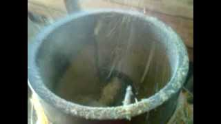 getlinkyoutube.com-Pellettatrice fai da te a basso costo / home made pellet mill