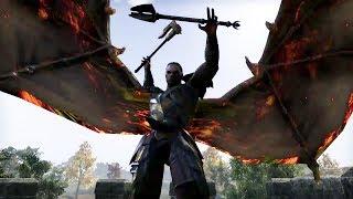 getlinkyoutube.com-The Elder Scrolls Online War in Cyrodiil Trailer (2014)