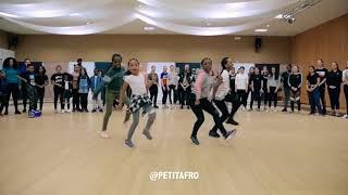 Angel Afro dance