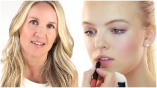 getlinkyoutube.com-CALIFORNIA GIRL - NATURAL MAKE UP TUTORIAL BY CELEBRITY MAKE UP ARTIST  MONIKA BLUNDER