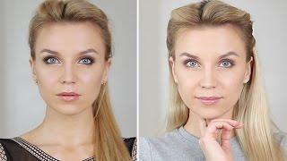 Как сделать ДНЕВНОЙ макияж и трансформировать его в ВЕЧЕРНИЙ! С одной бюджетной палеткой