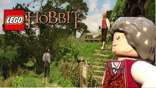 getlinkyoutube.com-LEGO The Hobbit: An Unexpected Journey - Lego Version Trailer