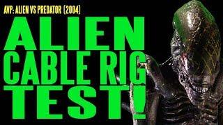 getlinkyoutube.com-AVP Alien Cable Rig Test