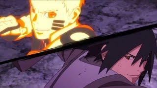 Naruto & Sasuke vs Momoshiki Ōtsutsuki [ENG SUB/FULL HD]