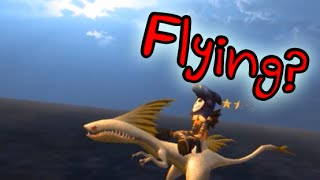 A FLYING SPEED STINGER! - School Of Dragons