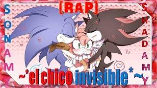 getlinkyoutube.com-[RAP]sonic y shadow ~el chico invisible~ (sonamy y shadamy)