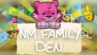 getlinkyoutube.com-Family Den Tutorial - NM EDITION!   Animal Jam