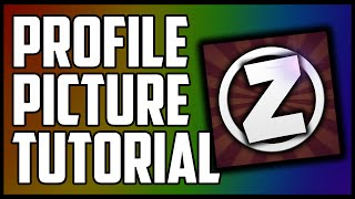 getlinkyoutube.com-How To Make A Profile Picture On YouTube With Photoshop 2015/2016! (Tutorial)