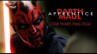 getlinkyoutube.com-DARTH MAUL: Apprentice - A Star Wars Fan-Film