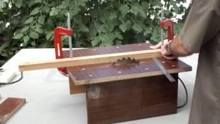 getlinkyoutube.com-Простейший станок для ручной циркулярки