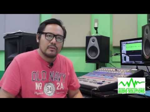 Audio Solutions Philippines Audio Engineering Hands on Training (2014 Testimonial-TJ Mayrina)