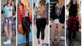 getlinkyoutube.com-Back To School: Outfits of the Week!