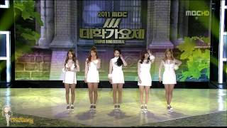 getlinkyoutube.com-[HD] 111124 Wonder Girls - Be My Baby, Tell Me, Nobody