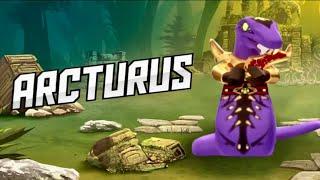getlinkyoutube.com-Ninjago! 2015 Meet: Arcturus • Video Character! [FAN-MADE]