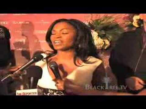Nia Long on BlackTree.TV