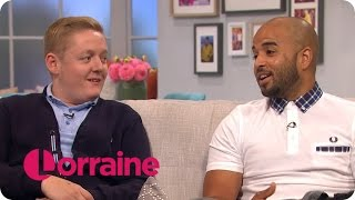 getlinkyoutube.com-This Is England's Shaun And Milky On The Future Of The Show | Lorraine
