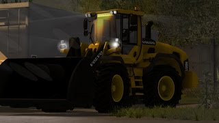 getlinkyoutube.com-Farming Simulator 2013: Volvo L120H