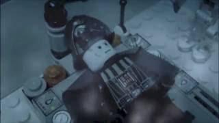 getlinkyoutube.com-LEGO Star Wars Darth Vader's Transformation - Episode III