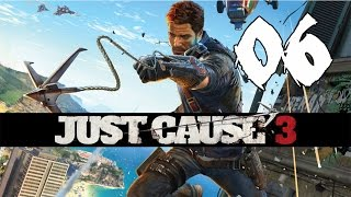getlinkyoutube.com-Just Cause 3 - Walkthrough Part 6: Fighter Jet