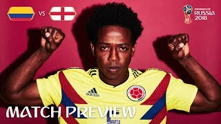 Carlos SANCHEZ (Colombia)  - Match 56 Preview - 2018 FIFA World Cup™