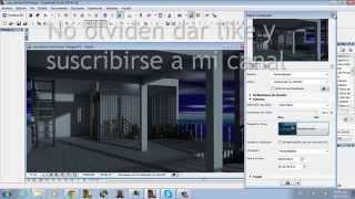 getlinkyoutube.com-como renderizar en archicad 18
