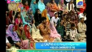 getlinkyoutube.com-Pehchan Ramzan - ( Iftar Transmission) - 24th July 2012 - 4th Ramzan part 5