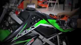getlinkyoutube.com-Kawasaki KLX 150L ProSpeed Exhaust (Makassar,Indonesia)