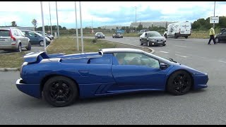 getlinkyoutube.com-[HD] Lots of Supercars with amazing Sound
