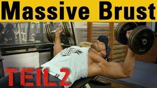 getlinkyoutube.com-Massive Brustmuskeln TeiI 2: Fokus auf obere Brust