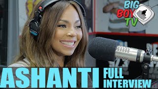 getlinkyoutube.com-Ashanti on Ja Rule, First Lady Michelle Obama, And More! (Full Interview)   BigBoyTV