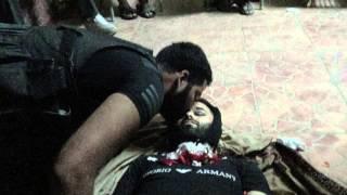 مونتاج للشهيد البطل المجاهد غسان البلم