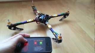 getlinkyoutube.com-Arduino Quadcopter - Phase 2 (Mobile Control)