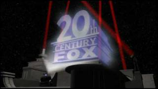 getlinkyoutube.com-20th century fox logo animation - Lighting effects