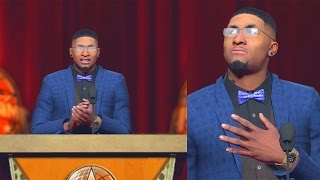 getlinkyoutube.com-NBA 2K16 MyCAREER - Hall Of Fame Retirement Speech!! Download & Play As Shawn Harris NOW!!