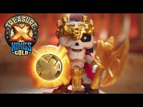 Treasure X: X Marks the Spot - Legends of Treasure Set