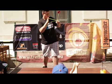Priately Gerg  - Budapest Yo-Yo Contest - 1A Halad/Semi-pro - 6th