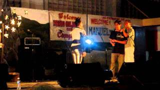 getlinkyoutube.com-DJ Onse Comedy Act at Roxas City Capiz MOR 101.9 #AKALAINMO!!!