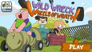 getlinkyoutube.com-Clarence: Wild Wreck Wheels of Wrath - Last Kid Standing Rules (Cartoon Network Games)