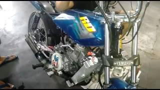 getlinkyoutube.com-RD com Motor de Cr 250