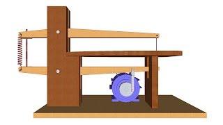 getlinkyoutube.com-Sierra casera para calar madera planos y medidas
