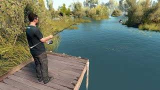 getlinkyoutube.com-Euro Fishing | GamePlay PC 1080p@60 fps | Unreal 4