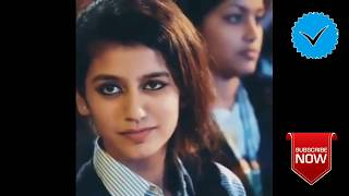 Priya Prakash Varrier Recent Hot Photos and Videos |All in one