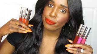 *BRAND NEW!* COLOURPOP ULTRA MATTE LIP REVIEW | FULL LIP SWATCHES | DO *NOT* BUY UNTIL YOU SEE THIS!