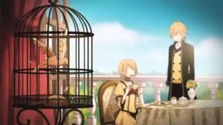 getlinkyoutube.com-【Len Kagamine】悪ノ召使 Servant of Evil -Classical version-  (Eng Sub)【Gero ver. PV】