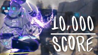 Destiny Nightstalker 10,000 Score Crucible Gameplay - Sniping