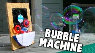getlinkyoutube.com-DIY - Cheap Bubble Machine!