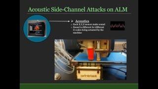 getlinkyoutube.com-Acoustic Side Channel Attack - Additive Manufacturing (3D-Printer)